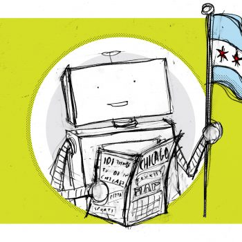 Tourist Transformed: A Robot's Guide to Chicago