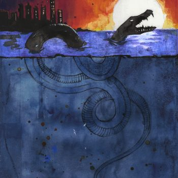 Behold the Persistent Legend of our Deep Blue Waters: The Lake Michigan Sea Serpent