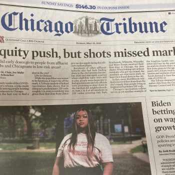Today in the Culture, May 24, 2021: Trib Succumbs to Alden | Artists Book House | Pullman Development