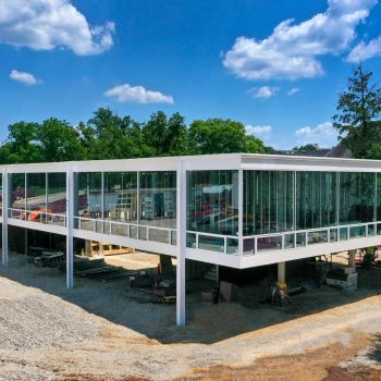 Today in the Culture, June 18, 2021: New Mies Building | Gordon Ramsay & Culver's Up Chicago's Burger Game | Punk Plays in Peoria