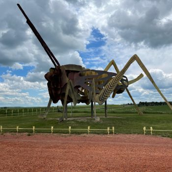 In the Land of the Enchanted Highway: In Search of Art and Salvation Where the Buffalo Roam