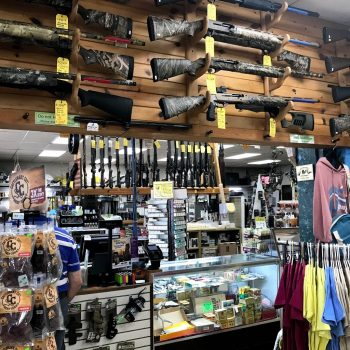 On Vacation: Guns and Butter in the Land Up North