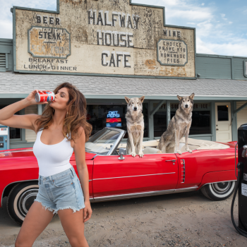 Today In The Culture, October 12, 2021: Cindy Crawford-David Yarrow Collab | New Jobs From WBEZ-Sun-Times Merger | Northwestern's Historic New Prez