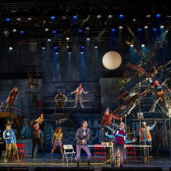 Today in the Culture, June 30, 2021: Broadway In Chicago Sets Return | L.A. Gets the Goat | Richard Hunt Sculpts Ida B. Wells