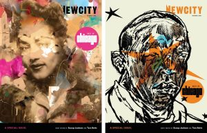 November Best of Chicago Issue - Two Covers